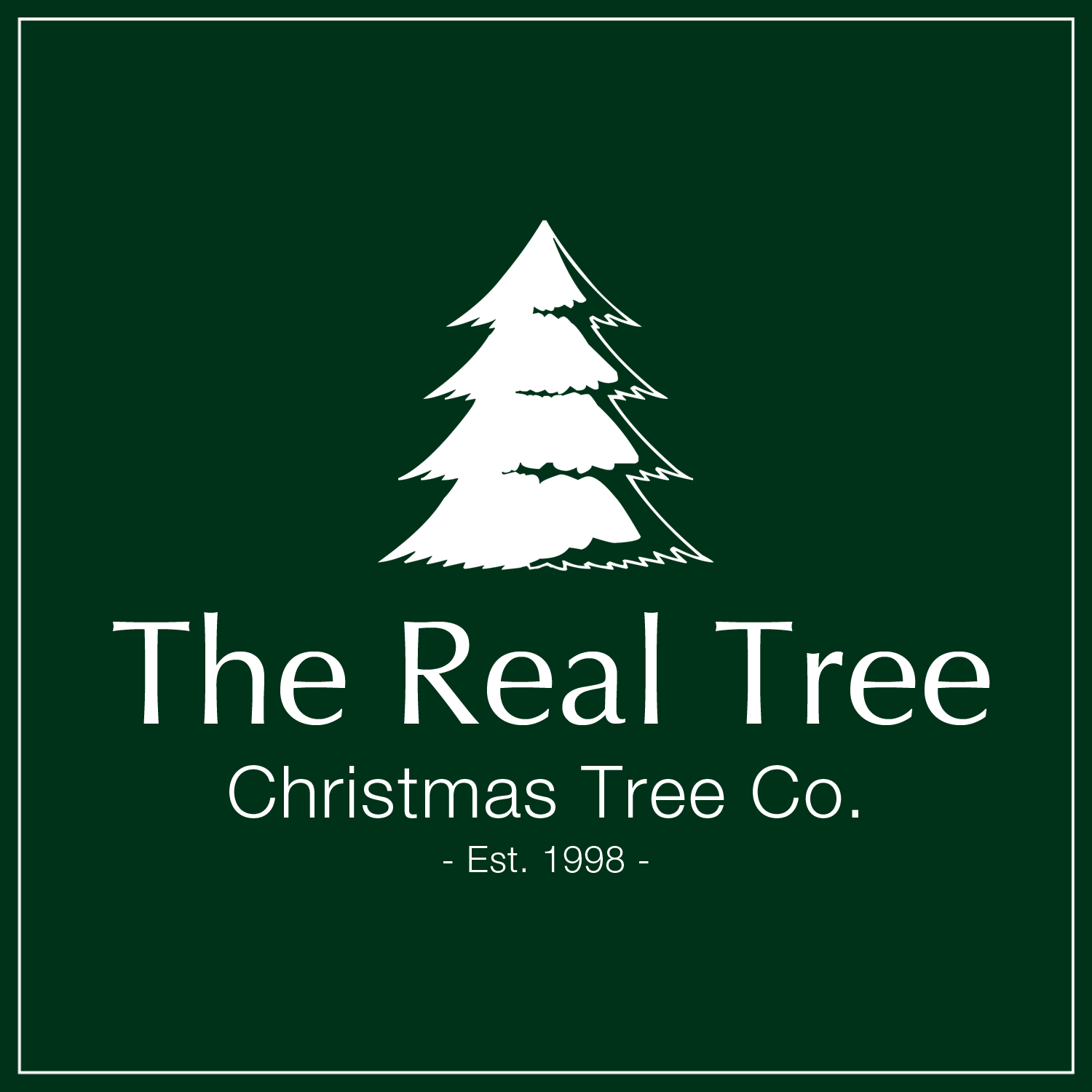 The Real Tree Logo